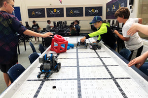 2020 Jr Robotics (Level 1) July 6-10