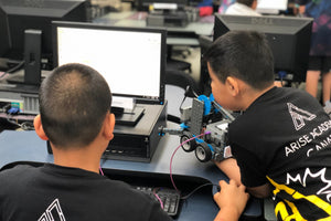2020 Virtual Robotics (Coding) (Level 2) July 13-17
