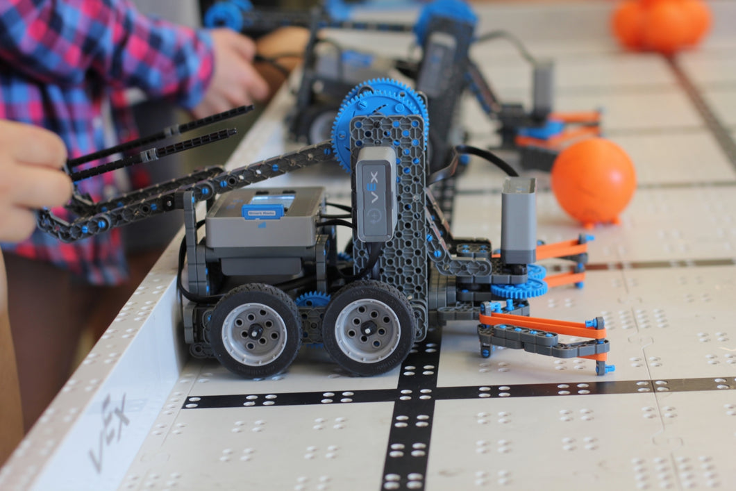 NOV 22, 2019 VEX IQ Challenge | Tournament