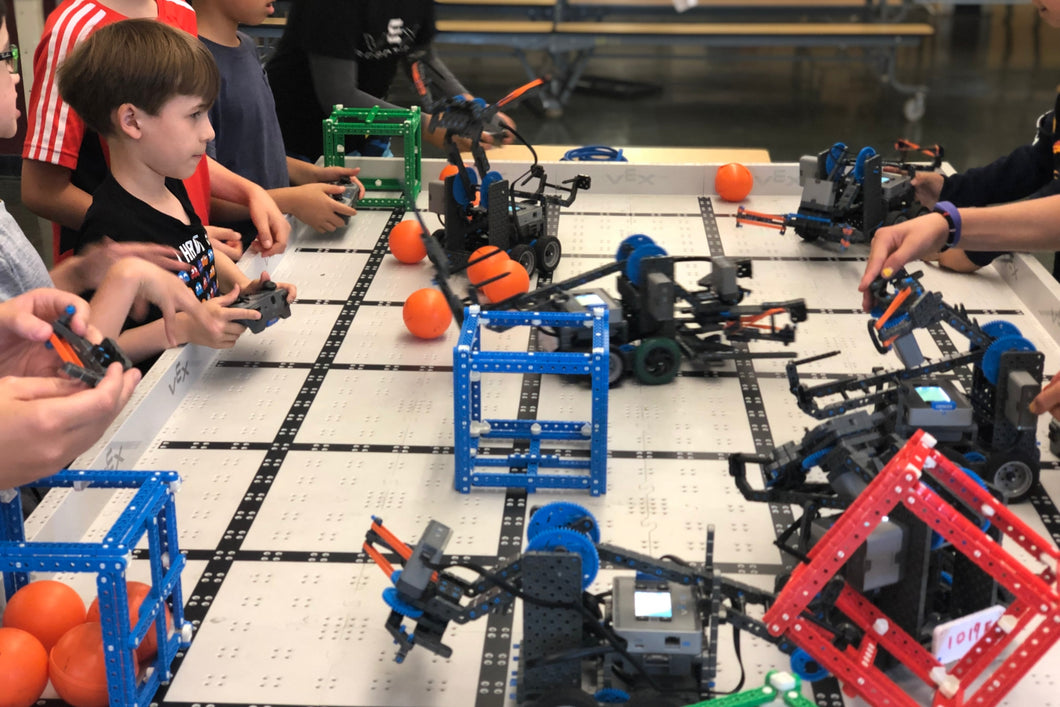 SEP 27, 2019 VEX IQ Challenge | Tournament