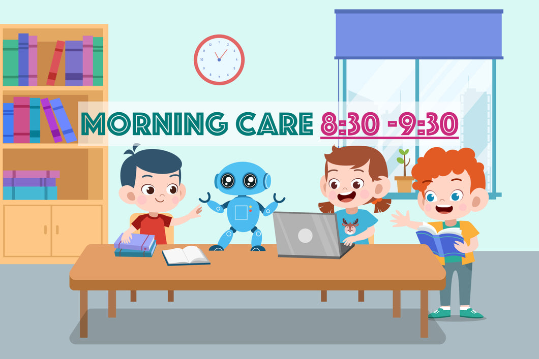 2020 Early Morning Care July 13-17