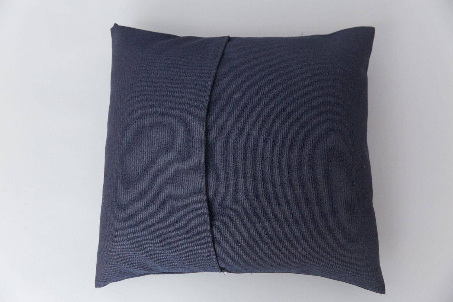 The Diamond Pillow - Blue - Smith & Jones Australia
