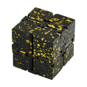 High Quality Metal Infinity Cube Starry Night - Smith & Jones Australia