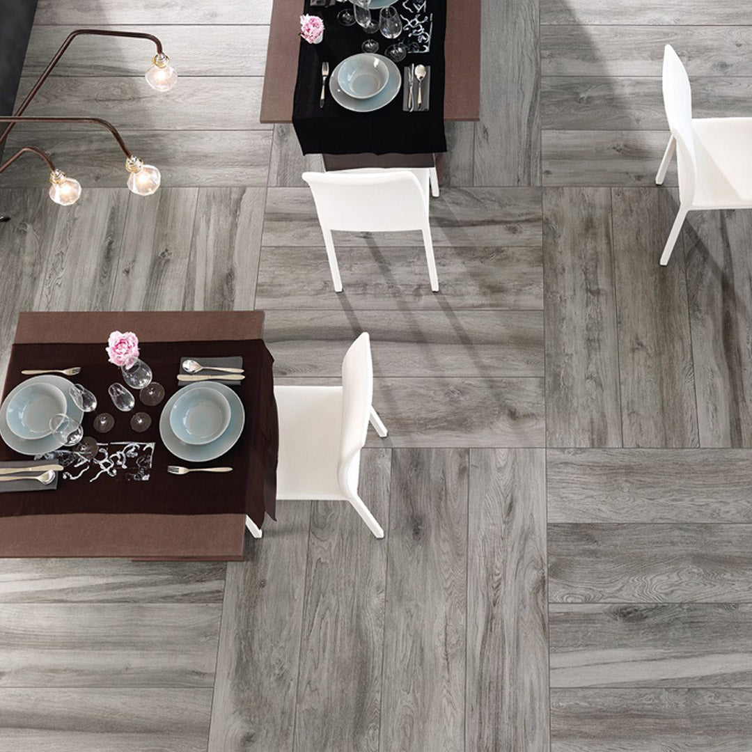 EnviroBuild Ash Luxury Porcelain Tile