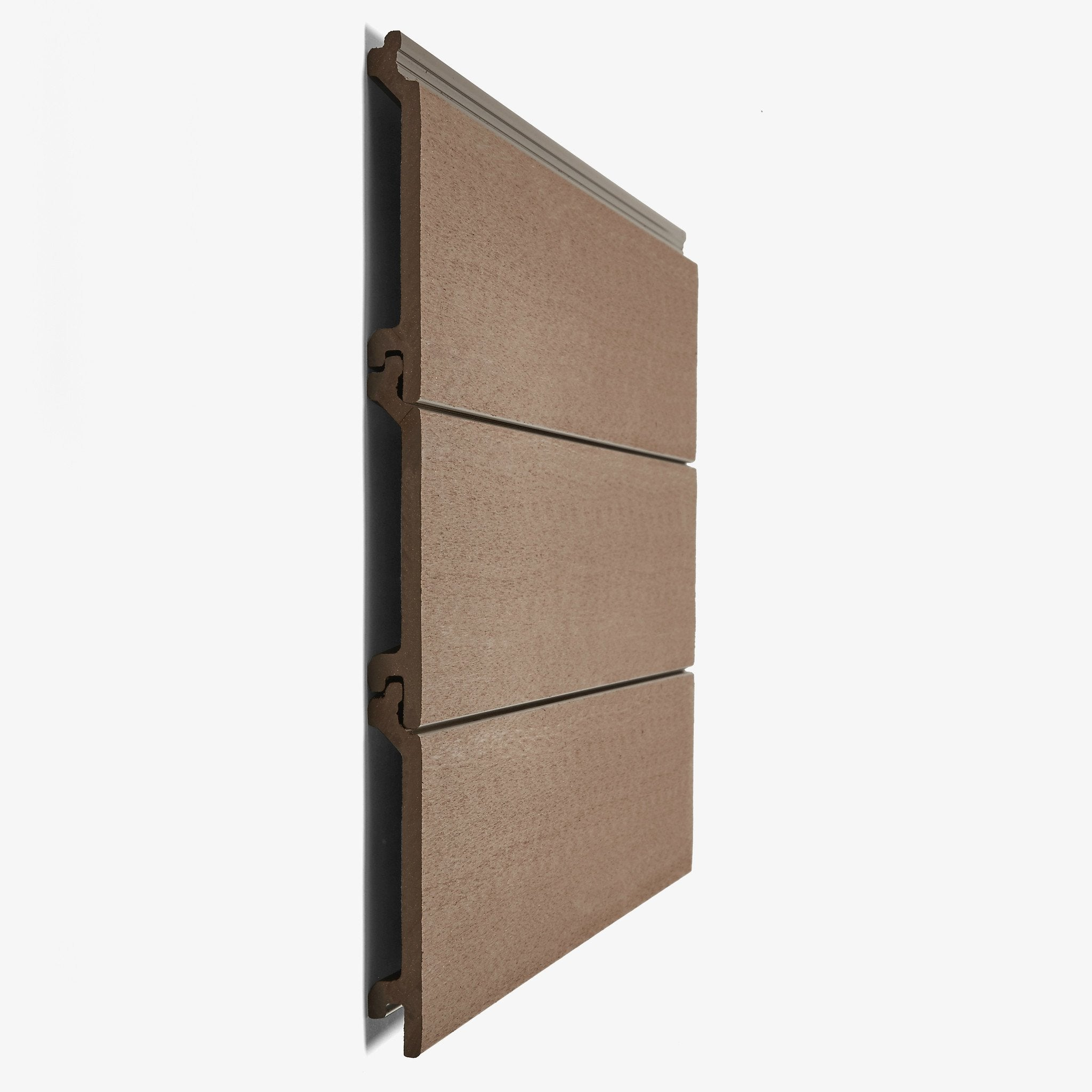 Walnut Composite Cladding | Pioneer