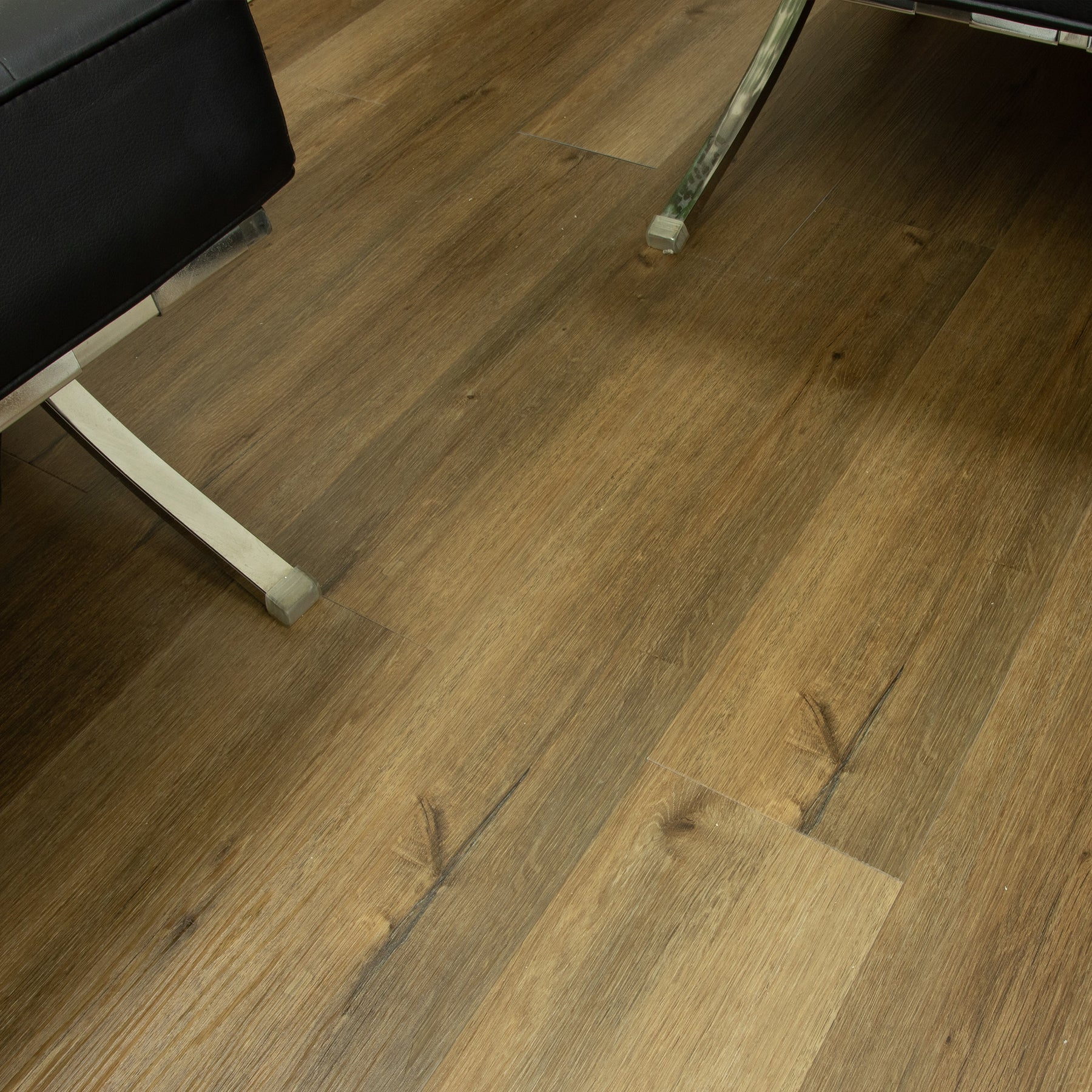Deep Oak Dryback LVT