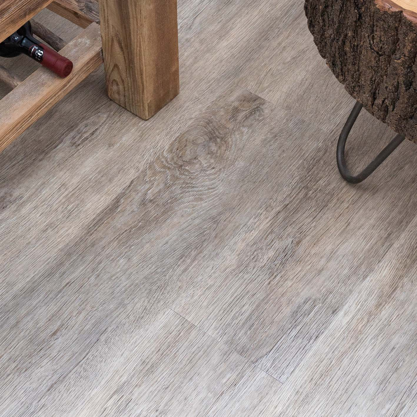 Grey Ash Dryback LVT