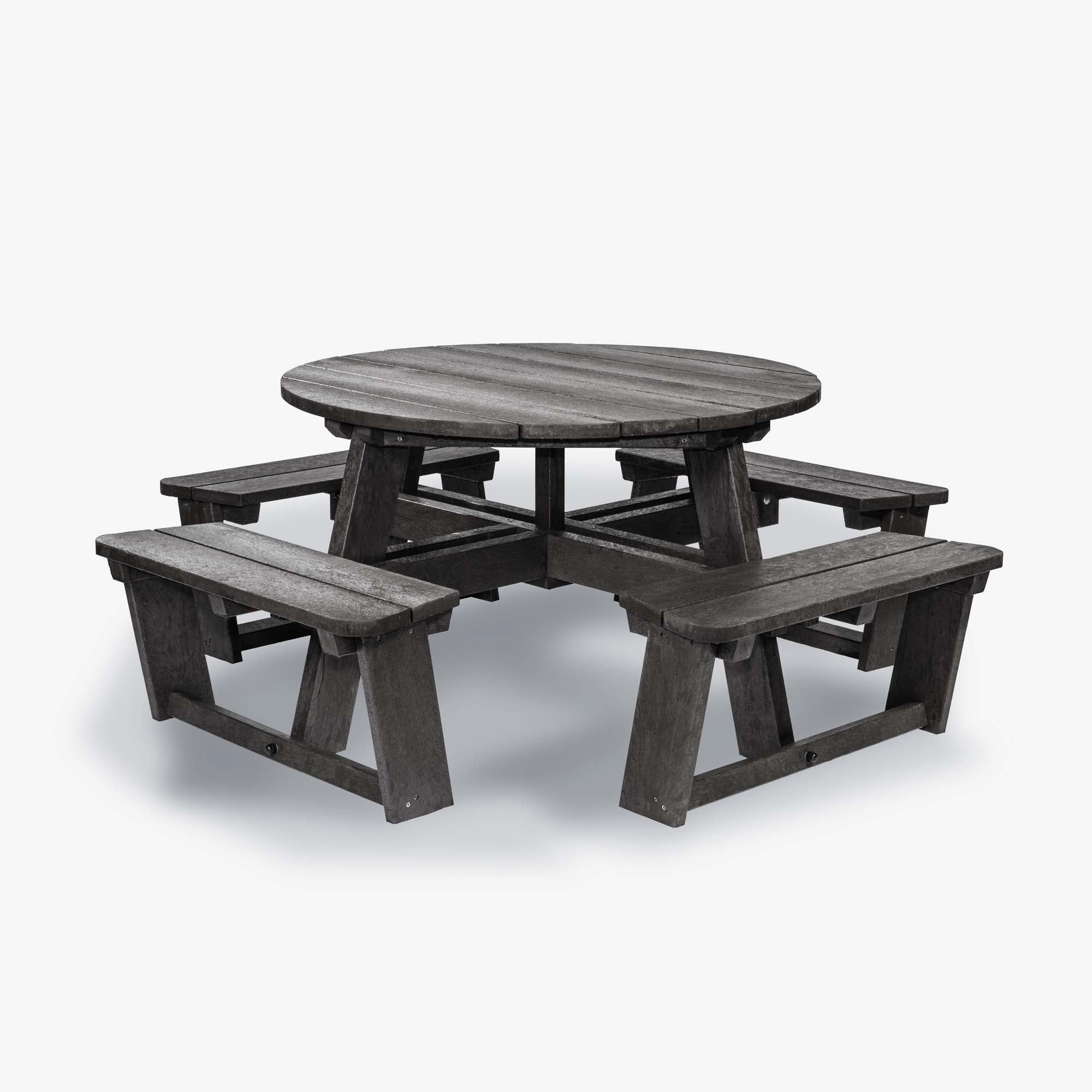 Henley Picnic Table | Basalt