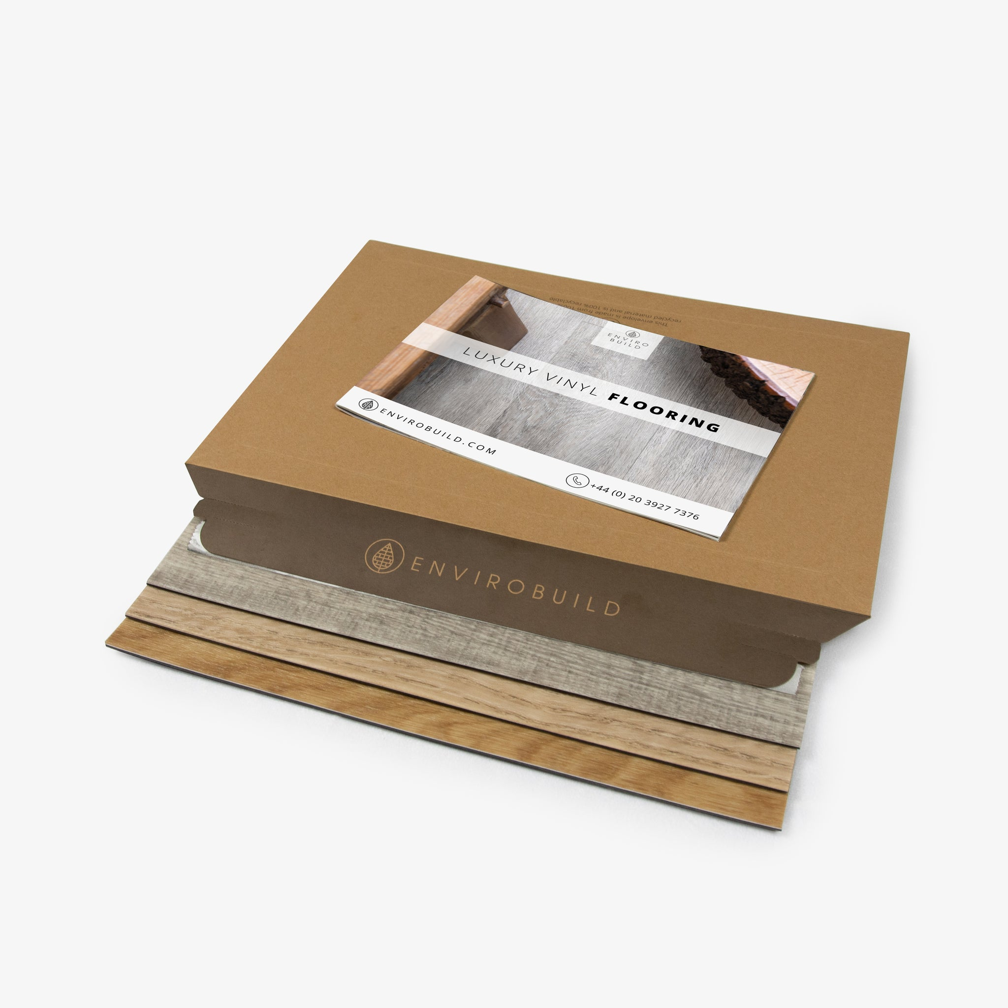 Sisu Vinyl | Sample Pack - Smoked Oak Dryback