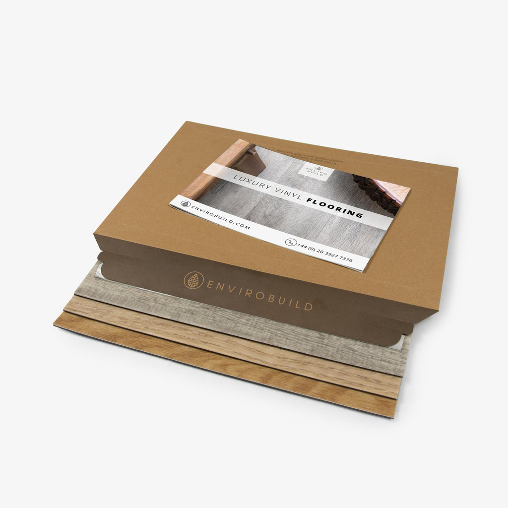 Sisu Vinyl | Sample Pack - Smoked Oak Click