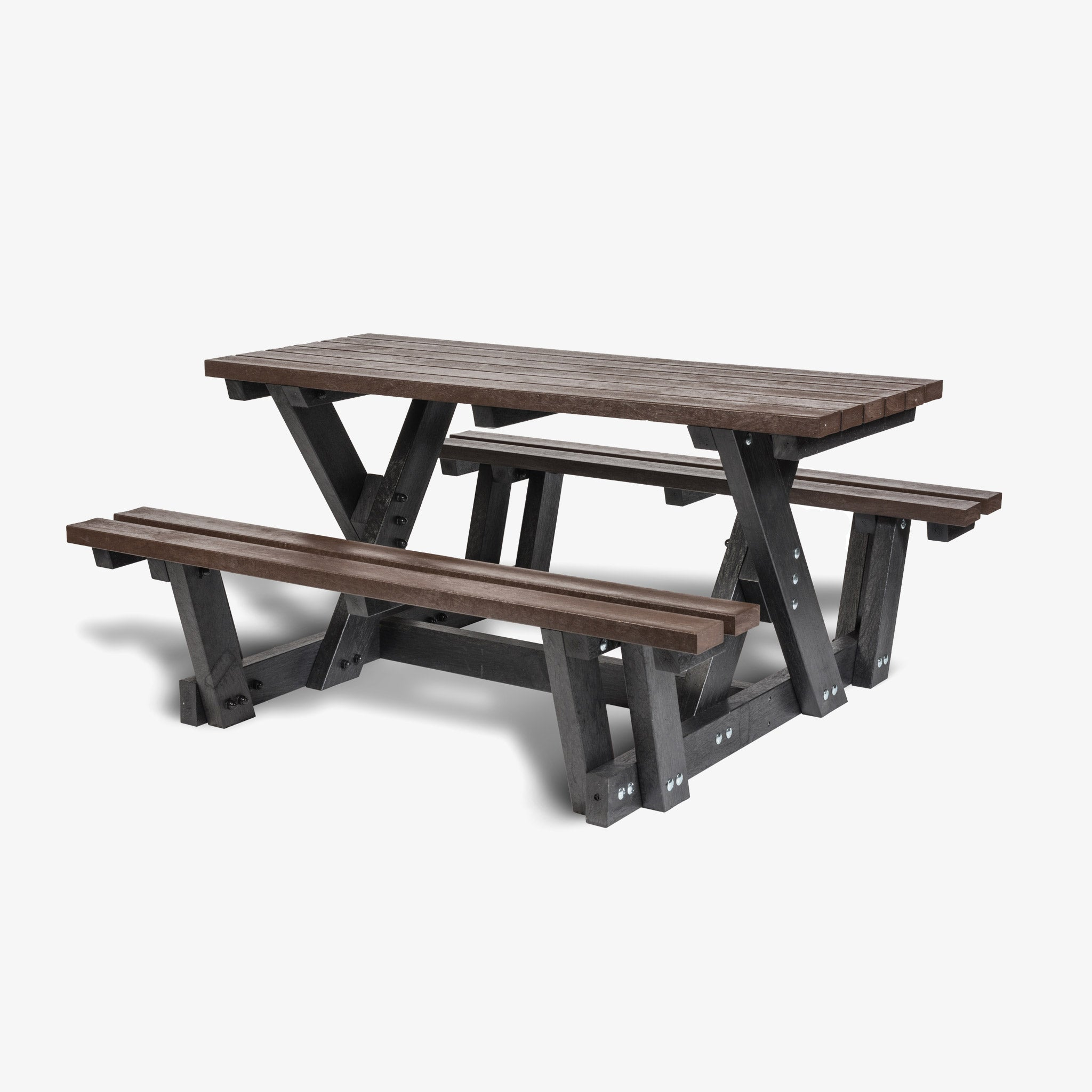 Regent Picnic Table | Brown