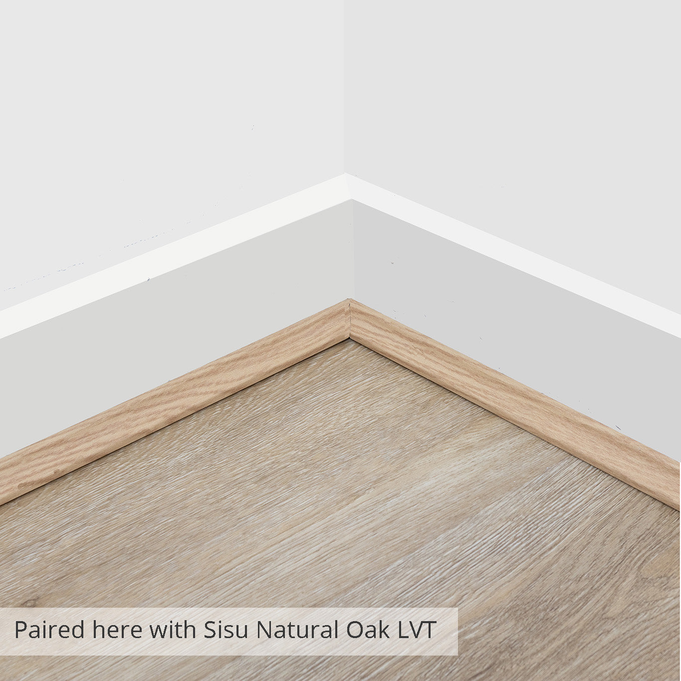 Natural Oak Scotia Beading