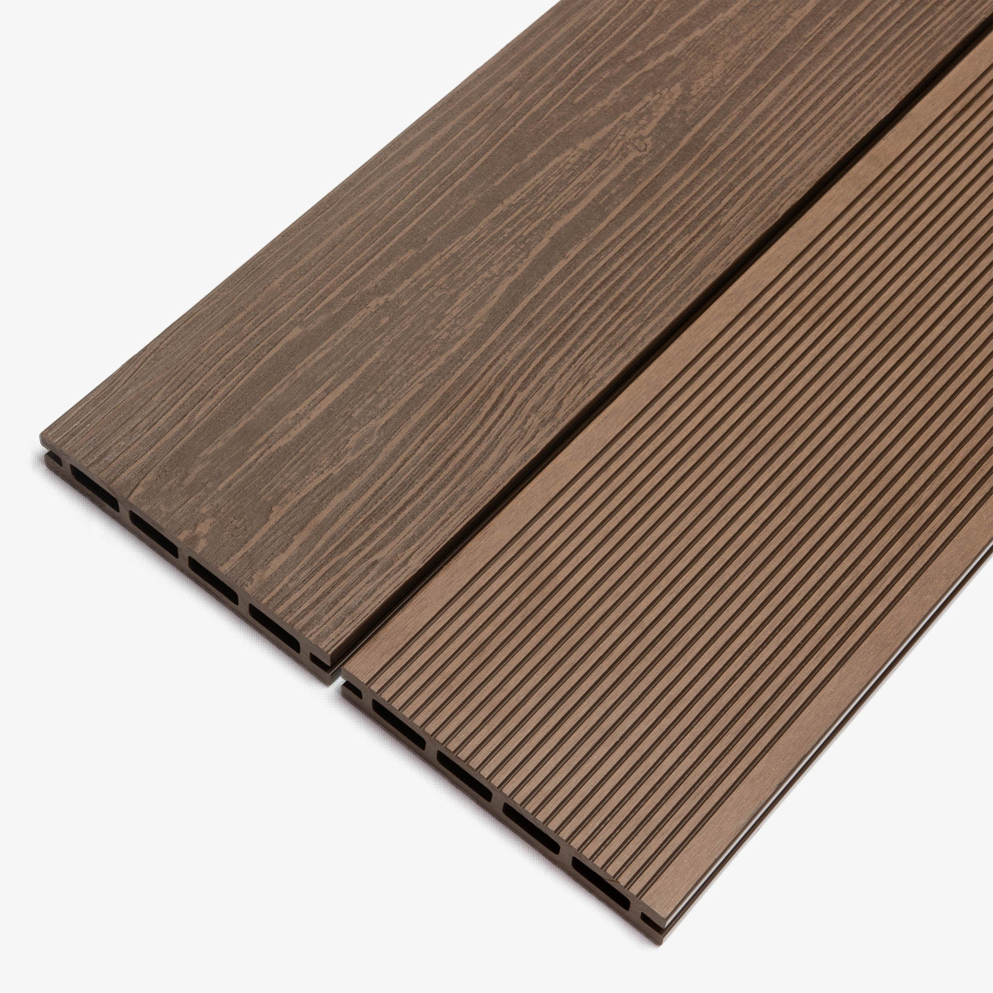 Walnut Composite Decking | Explorer