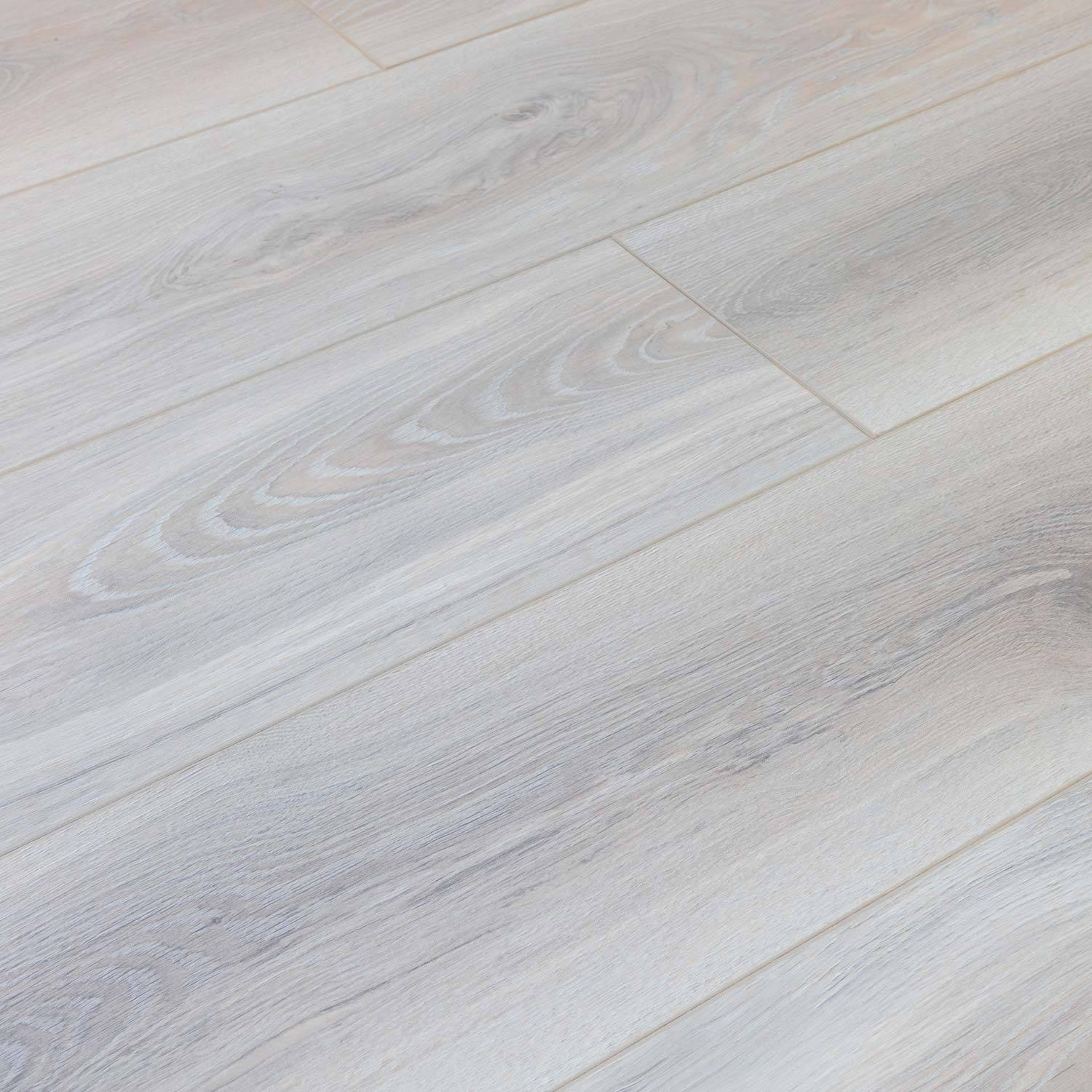 White Ash Laminate | AC4 8mm