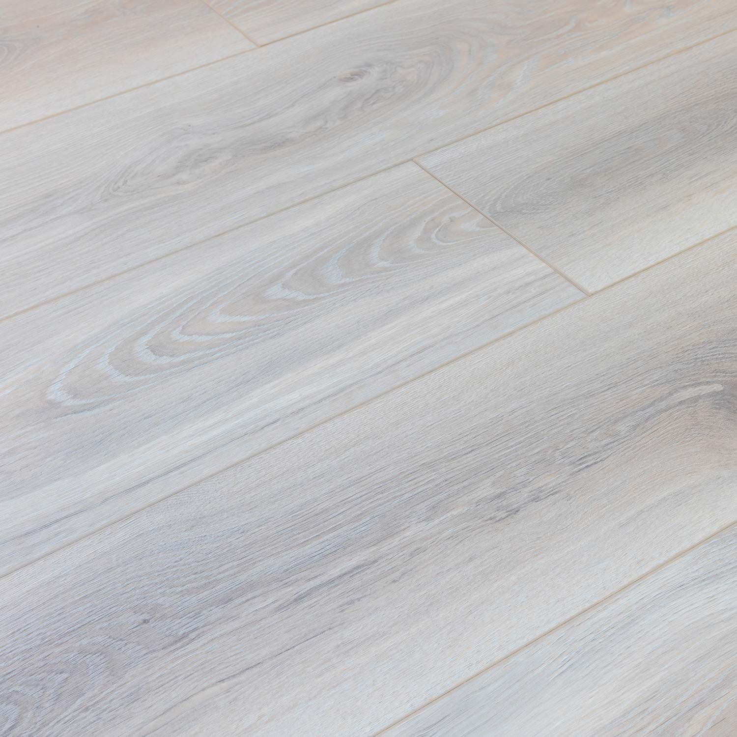 White Ash Laminate | AC5 12mm