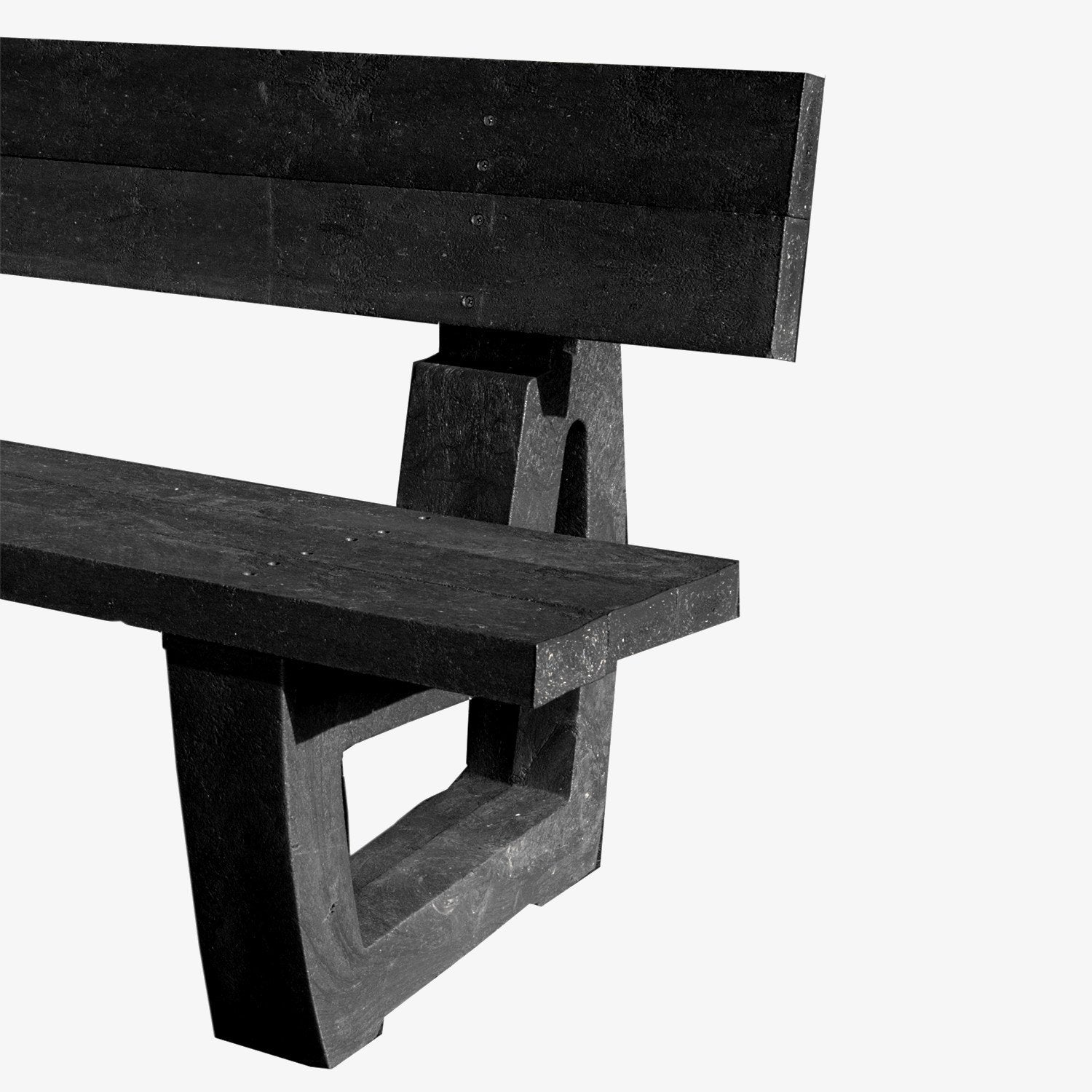 Islington Bench | Basalt