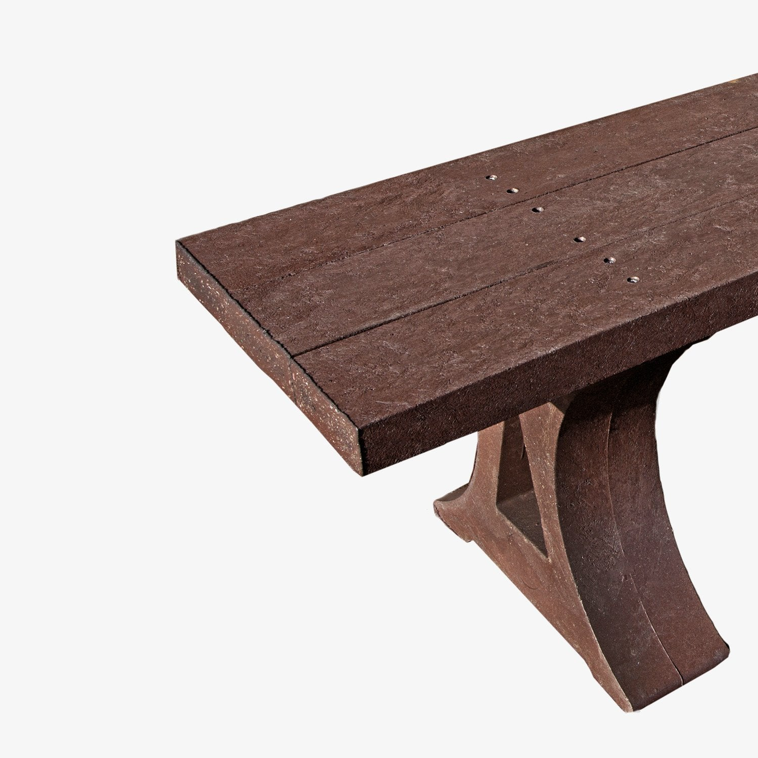 Harrow Bench | Chestnut