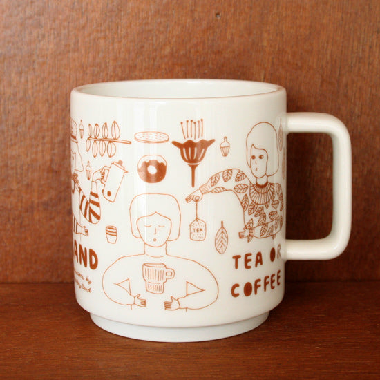 CBB Mug: Tea Coffee