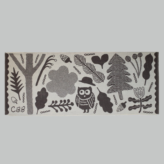 CBB Forest Beach Towel