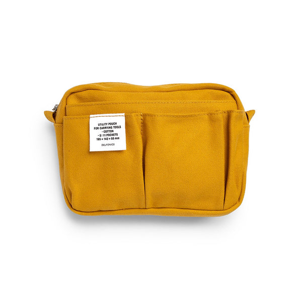 Delfonics Inner Carry Bag YELLOW / Small