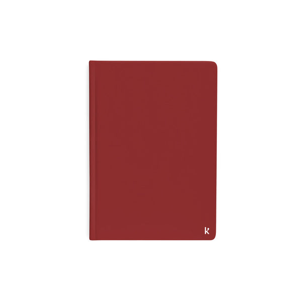 Karst Hard Cover Notebook / Dot Grid A5 / Pinot