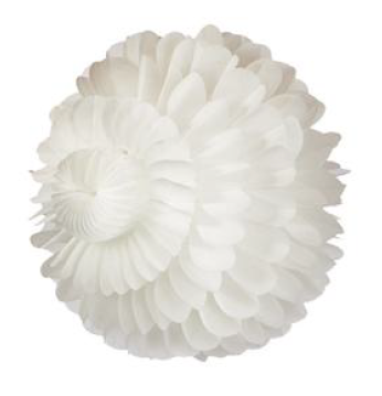 Paper Honeycomb Decorations / CLOUD BALL Large
