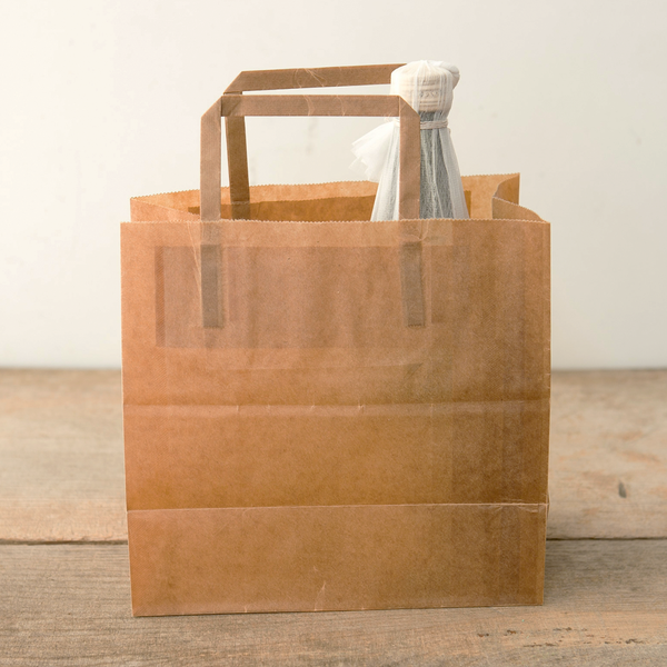 Carry (Waxed Paper) Bag