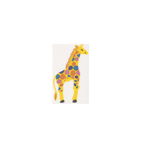 Classiky Small Treasuring Cards: Giraffe