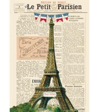 Le Petit Parisien - Eiffel Tower Wrap