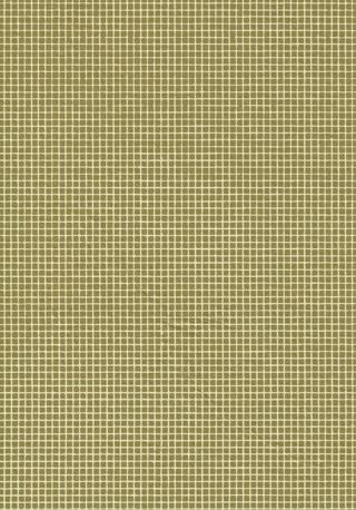 A4 Grid Olive