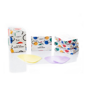 Soapy Mate: Mini Paper Soap Sheets Pack