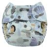 Load image into Gallery viewer, Blueberry OS Pocket Diaper with 2 Organic inserts