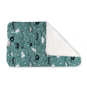 Kanga care Changing Pad and Sheet Saver (Baby Essentials)