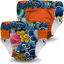 Load image into Gallery viewer, Lil Learnerz Potty Learning Pants & Swim Diaper (2 Pk)