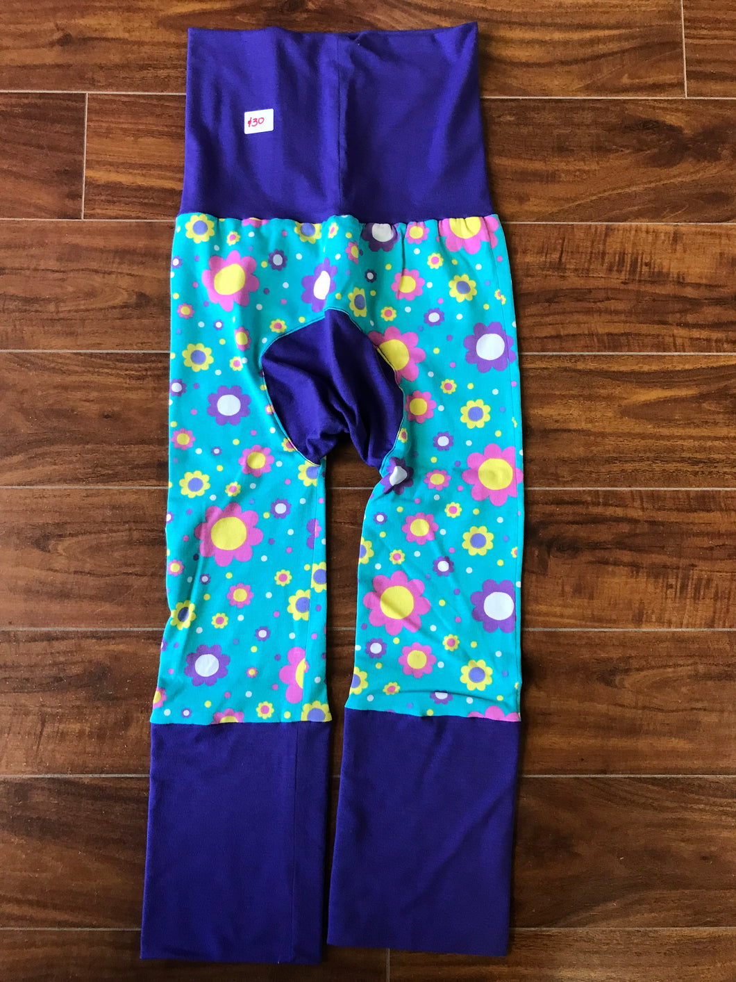 Grow with me Bum Pants (3-5 years old)