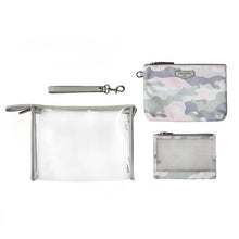 Load image into Gallery viewer, On-The-Go 3-In-1 Diaper Pouch In Blush CAMO