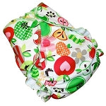 AMP ONE SIZE COVER/POCKET DIAPER (PRINTS)