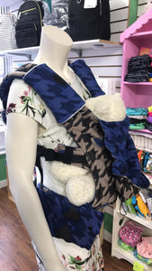 Lenny lamb ergonomic baby carrier: gently used collections