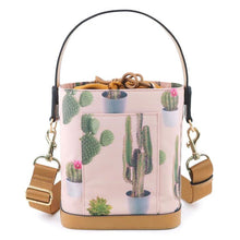 Load image into Gallery viewer, Twelvelittle On-The-Go Bottle Bag (Cactus)