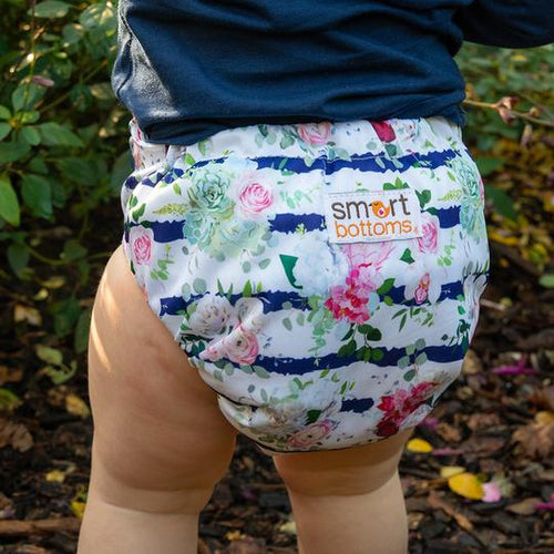 Smart One 3.1 (Smart Bottoms One Size AIO Organic Cotton)
