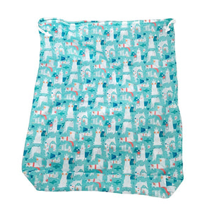 Applecheeks Storage Sacs: SIZE 2 (Essentials for Cloth Diapering)