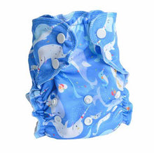 Load image into Gallery viewer, APPLECHEEKS Washable Swim Diapers (One Size)