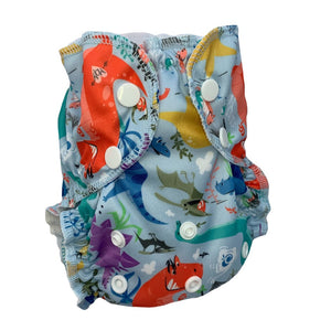 APPLECHEEKS Washable Swim Diapers (One Size)
