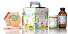 Load image into Gallery viewer, ANOINTMENT BABY SKIN CARE ESSENTIAL GIFT SETS