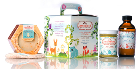 ANOINTMENT BABY SKIN CARE ESSENTIAL GIFT SETS