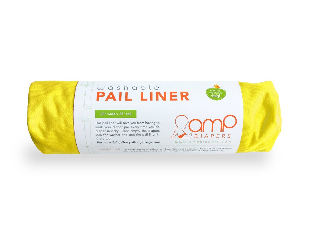 AMP PAIL LINERS (ESSENTIALS TO STORE YOUR DIRTY CLOTH DIAPERS)