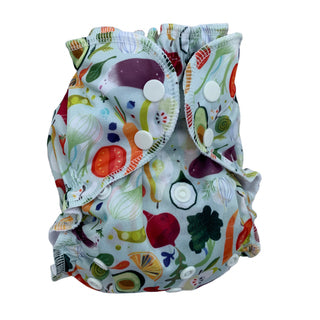 AppleCheeks One Size Covers/Pocket Diapers