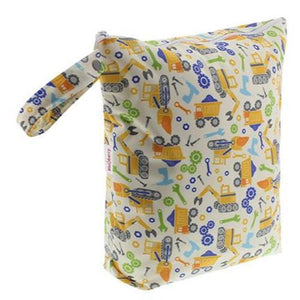 Blueberry Wet Bags (Cloth Diapering Essentials)