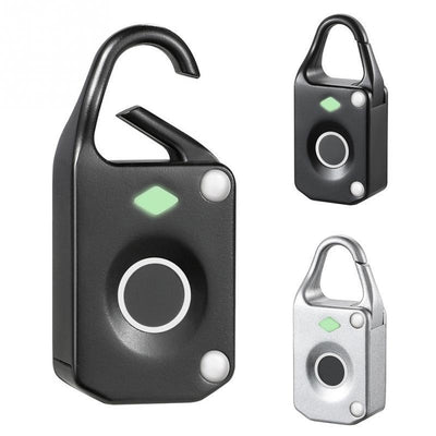 Smart Fingerprint Luggage Padlock