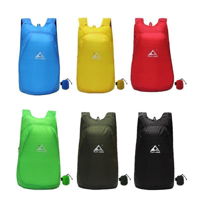 Play-King® Pocketable Backpack